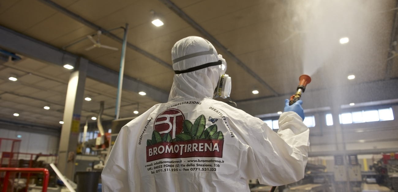 Bromotirrena I Professionisti sanificazione ambientale
